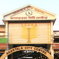 Flights to Agartala