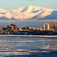 Flights to Anchorage