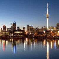 Flights to Auckland