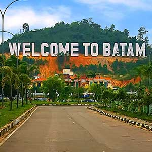 Flight tickets Batam