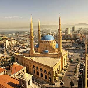 ticket Saudi Arabian Airlines - Beirut