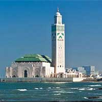 ticket Royal Air Maroc - Casablanca