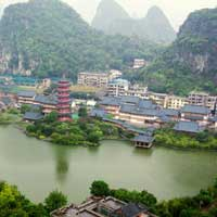 Tickets  - Guilin