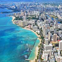 Flights to Honolulu