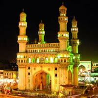 Flights to Hyderabad