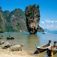 ticket Bangkok Airways - Krabi