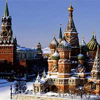 Flights to Moscow