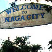 Flights to Naga