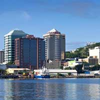 Flights to Port Moresby