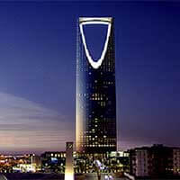 ticket Saudi Arabian Airlines - Riyadh
