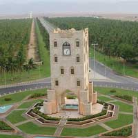 ticket Oman Air - Salalah