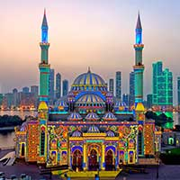 Flights to Sharjah