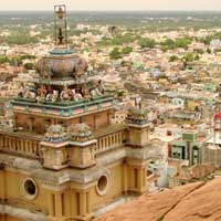 Flights to Tiruchirapalli