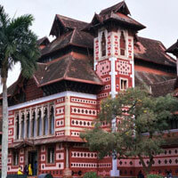 Flights to Trivandrum