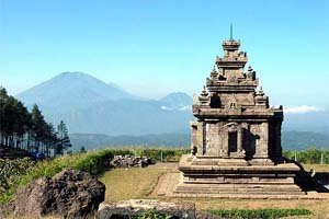 Gedung Songo temples
