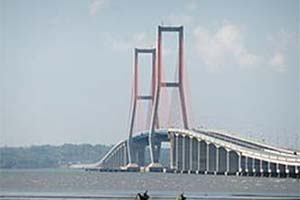 Suramadu Bridge