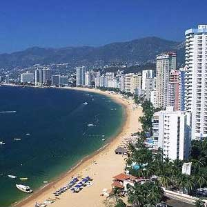 Flights to Acapulco