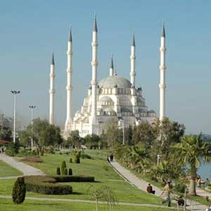 Flights to Adana