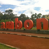 ticket Lion Air - Ambon