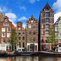 Flights to Amsterdam