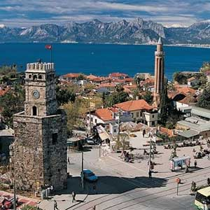 Flights to Antalya
