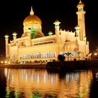 ticket Royal Brunei Airlines - Bandar Seri Begawan