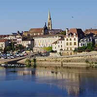 Flights to Bergerac