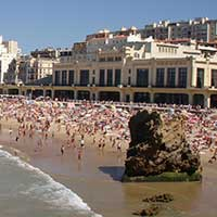 Flights to Biarritz