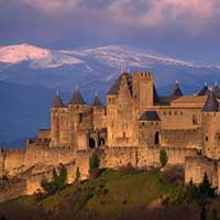 Flights to Carcassonne