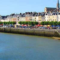 Flights to Deauville