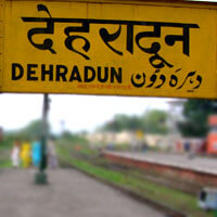 Flights to Dehradun