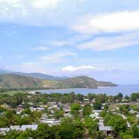 Flights to Dili