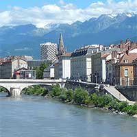 Flights to Grenoble