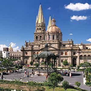 Flights to Guadalajara