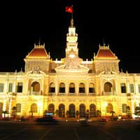 Flights to Ho Chi Minh City