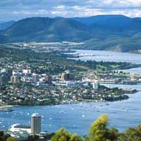 Flights to Hobart
