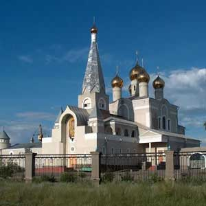 Flights to Karaganda