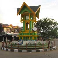 Flights to Ketapang