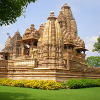 Flights to Khajuraho