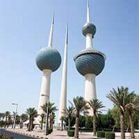 ticket Saudi Arabian Airlines - Kuwait City