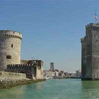 Flights to La Rochelle