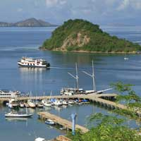 Flights to Labuanbajo