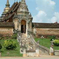 Flights to Lampang