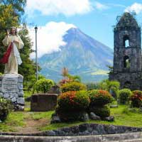 Flights to Legazpi