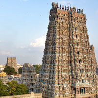 Flights to Madurai