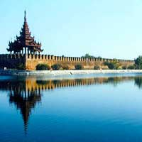 Flights to Mandalay