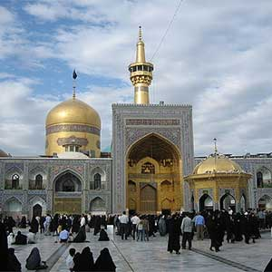 Flights to Mashhad