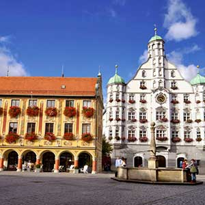 Flights to Memmingen