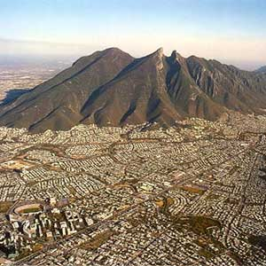 Flights to Monterrey