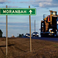 Flights to Moranbah